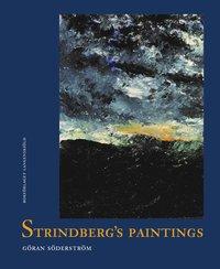 bokomslag Strindbergs paintings