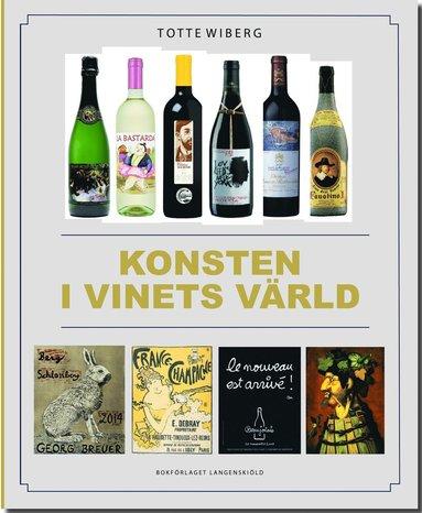 bokomslag Konsten i vinets värld