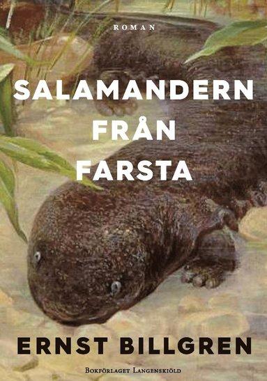 bokomslag Salamandern från Farsta