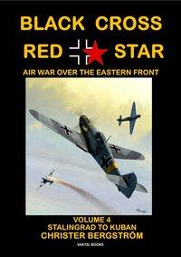 bokomslag Black cross red star -- air war over the eastern front - volume 4: stalingr