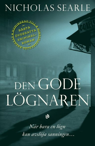 bokomslag Den gode lögnaren