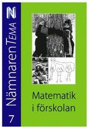 bokomslag Matematik i förskolan