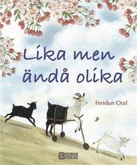 bokomslag Lika men ändå olika