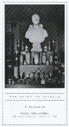 bokomslag The Story of Storage 1. Kompendium