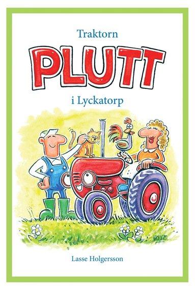 bokomslag Traktorn Plutt i Lyckatorp
