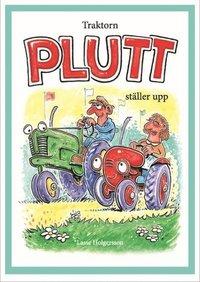 bokomslag Traktorn Plutt ställer upp