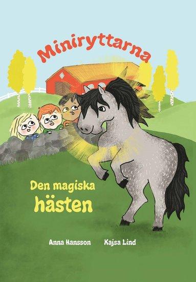 bokomslag Den magiska hästen