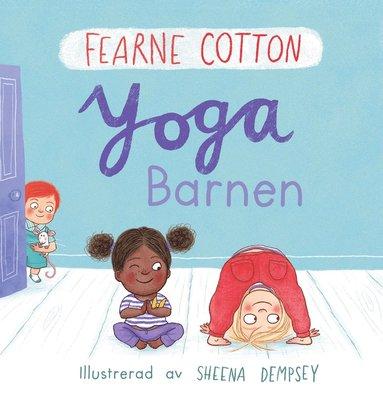 bokomslag Yogabarnen