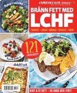 bokomslag Bränn fett med LCHF