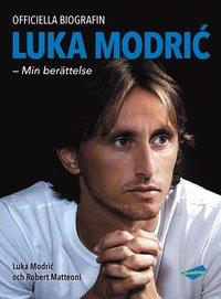 bokomslag Luka Modric : min berättelse