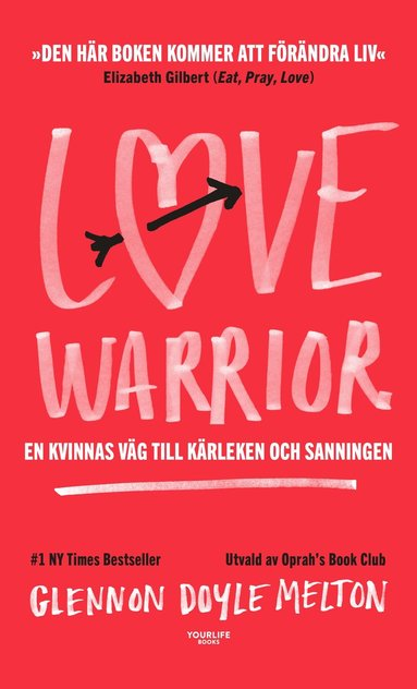 bokomslag Love Warrior