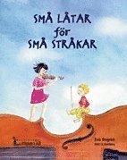 bokomslag Små låtar för små stråkar : violin