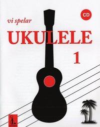bokomslag Vi spelar ukulele 1
