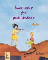 bokomslag Små låtar för små stråkar : viola