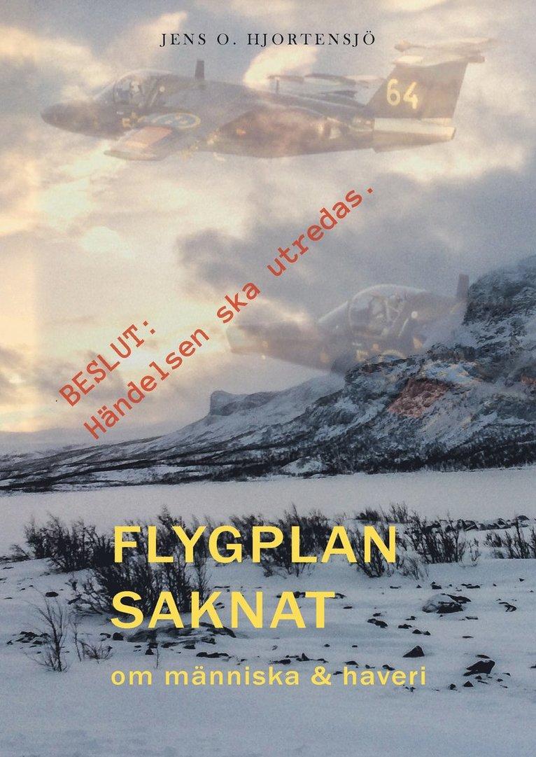 Flygplan saknat : om människa & haveri 1