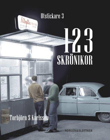 bokomslag Utstickare 3 - 123 Skrönikor
