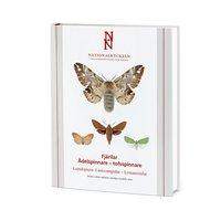 Nationalnyckeln till Sveriges flora och fauna. Fjärilar. Ädelspinnare - tofsspinnare : Lepidoptera : Lasiocampidae - Lymantriidae