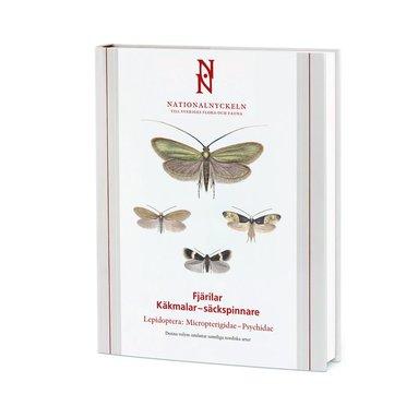bokomslag Fjärilar : käkmalar - säckspinnare. Lepidoptera : micropterigidae - sychidae