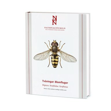 bokomslag Tvåvingar. Blomflugor : Diptera : Syrphidae : Syrphinae