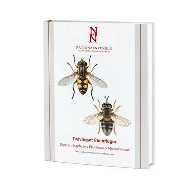 bokomslag Tvåvingar : blomflugor. Diptera : syrphidae: eristalinae & microdontinae