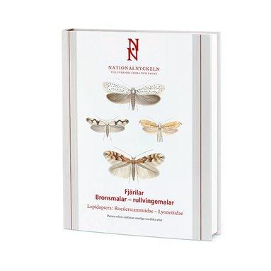 bokomslag Fjärilar: Bronsmalar-rullvingemalar. Lepidoptera: Roesslerstammidae-Lyoneti