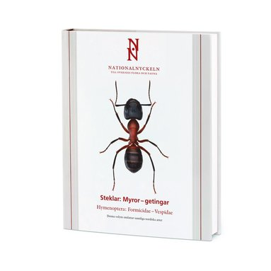 bokomslag Steklar: Myror-getingar. Hymenoptera: Formicidae-Vespidae