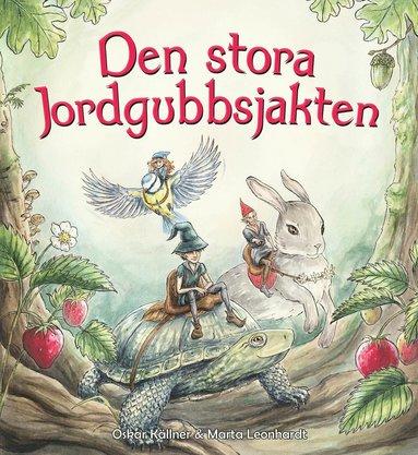 bokomslag Den stora jordgubbsjakten