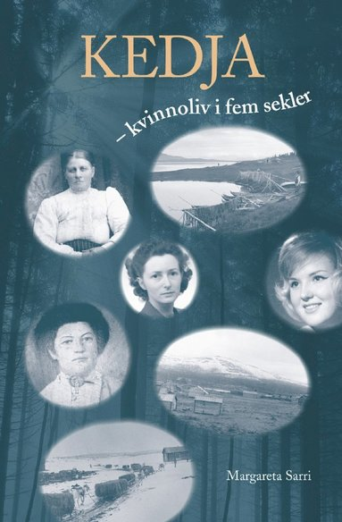 bokomslag Kedja : kvinnoliv i fem sekler