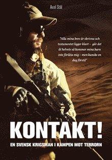 bokomslag Kontakt! En svenska krigsman i kampen mot terrorn