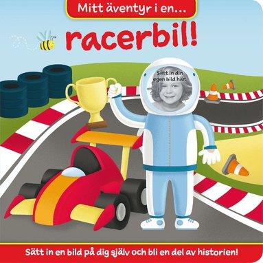 bokomslag Mitt äventyr i en racerbil