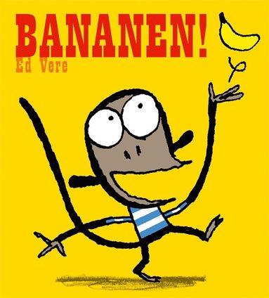 bokomslag Bananen!
