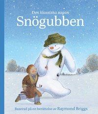 bokomslag Den klassiska sagan Snögubben