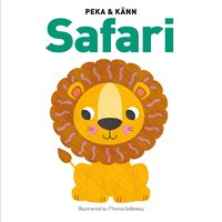 Peka & känn Safari