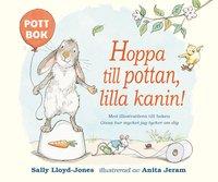 bokomslag Hoppa till pottan lilla kanin!