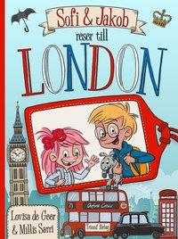 bokomslag Sofi & Jakob reser till London