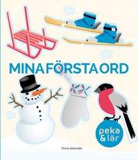 bokomslag Mina först ord - vinter