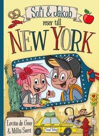 bokomslag Sofi och Jakob reser till New York