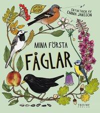 bokomslag Mina första fåglar