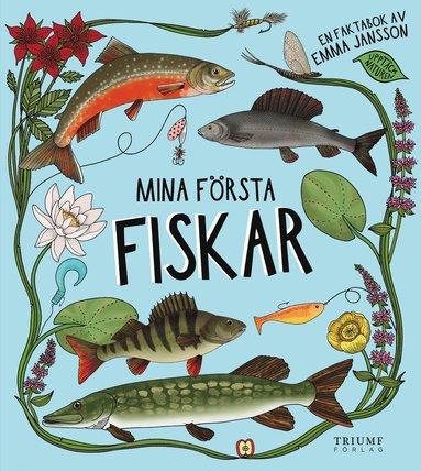 bokomslag Mina första fiskar