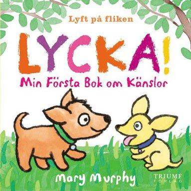 bokomslag Lycka! : min första bok om känslor
