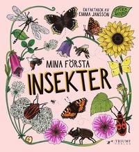 bokomslag Mina första insekter