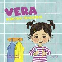 bokomslag Vera borstar tänderna