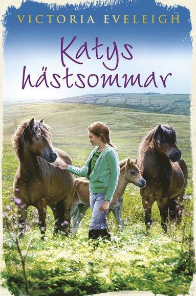 bokomslag Katys hästsommar