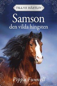 bokomslag Samson - den vilda hingsten