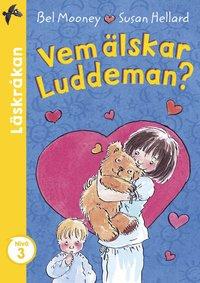 bokomslag Vem älskar Luddeman?