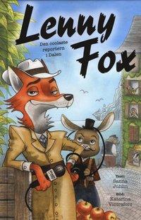 bokomslag Lenny Fox : Den coolaste reportern i Dalen