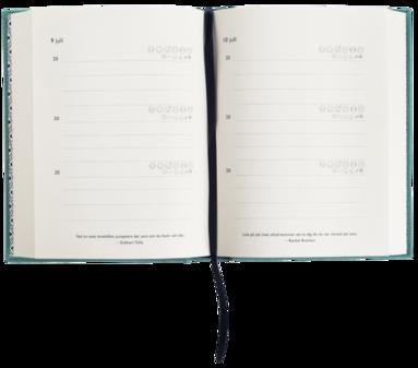 En mening om dagen - Min treårsdagbok 2