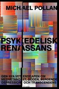 bokomslag Psykedelisk renässans