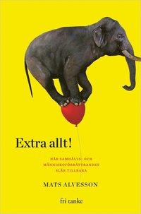 bokomslag Extra allt
