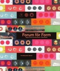 bokomslag Forum för form